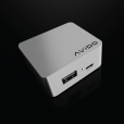 Avido Cube Black Background-01